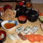 Sushi Menu # Cluj Napoca, Romania @ Tokyo Restaurant