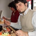 Adrian # Cluj Napoca, Romania @ Tokyo Restaurant