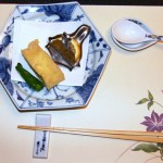meniu japonez - tofu prăjit