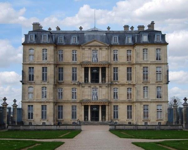 Palatul Trilema de Giroc, Timiș, Romania