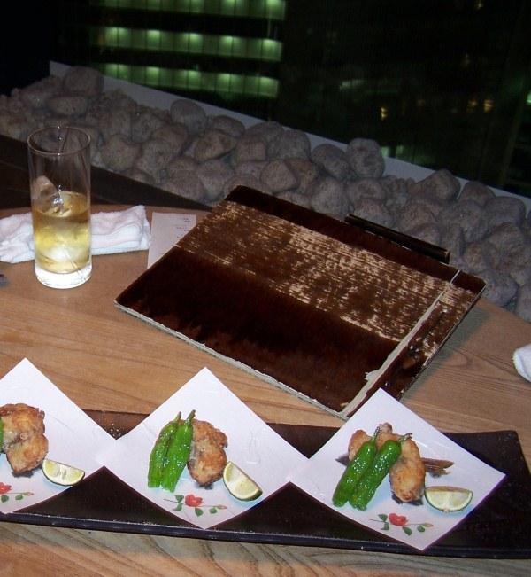 Ambianta nocturna @ EN, Shiodome, Tokyo
